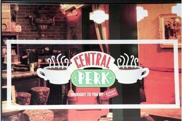Bienvenue au Central Perk