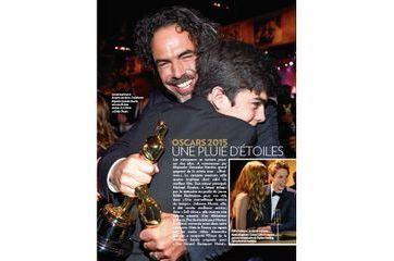 Dans l'œil des Etudiants : « Des Oscars aux César ».