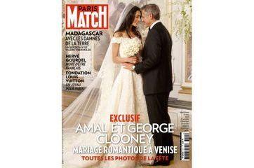 Le mariage de George Clooney. Comme un clin d'œil aux Années Folles ! 1/2