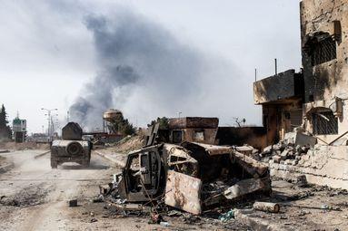 Mossoul : sous les feux de la guerre