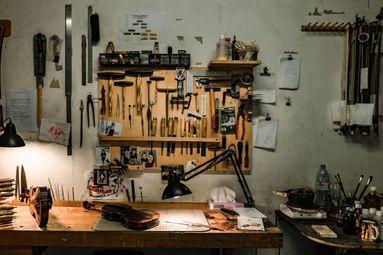 Le métier de luthier