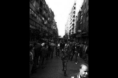 Place tahrir et démocratie