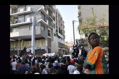 Election présidentielle au sénégal: mobilisation sous haute tension