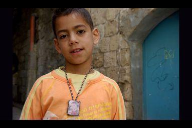 Enfants de palestine