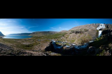 L'islande met l'eau dans tous ses états