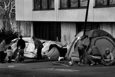 Un coin de France pour des réfugiés