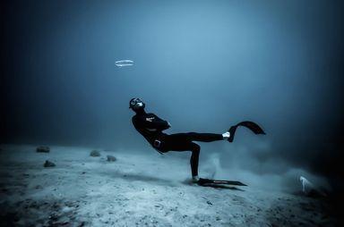 Francine Kreiss dévoile les merveilles des profondeurs