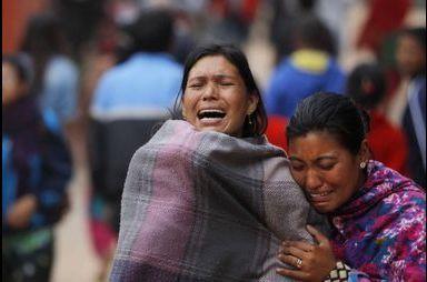Le Népal pleure ses disparus