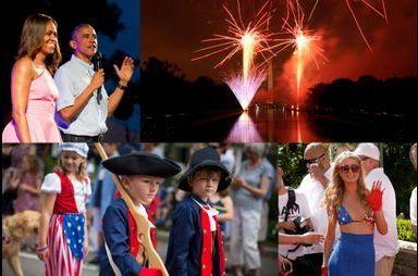 Les Etats-Unis fêtent leur indépendance