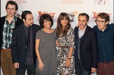 Les stars célèbrent le retour d'Astérix au cinéma
