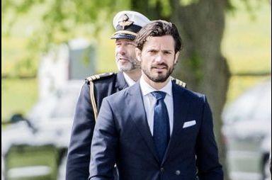 Carl Philip, futur jeune marié, mobilisé pour Hedvig Eleonora