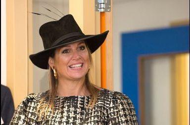 Pour Maxima, rien ne vaut un chapeau