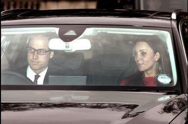Toute la famille royale à Buckingham