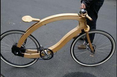 (Coûteux) vélo écolo