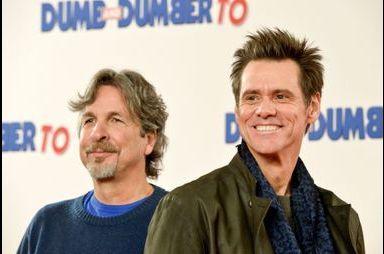 Red Carpet avec Jim Carrey