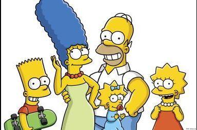 Quand les Simpson changent de peau