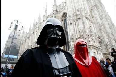 "Le ""Star Wars Day"" en images"
