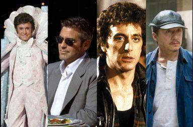 Jerry Weintraub en 10 films