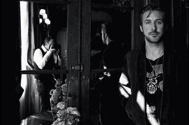 Dans l'objectif de Nikos Aliagas : Ryan Gosling