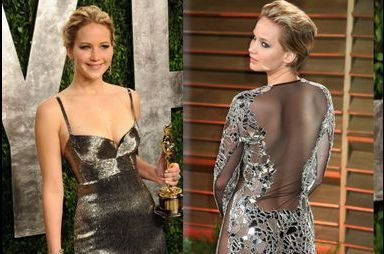 La star sexy de la semaine : Jennifer Lawrence