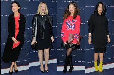 Les actrices françaises brillent pour Tommy Hilfiger