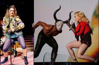 Madonna, retour sur 30 ans de carrière en images