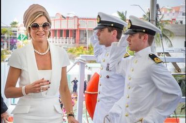 Maxima, plus glamour que jamais à Aruba