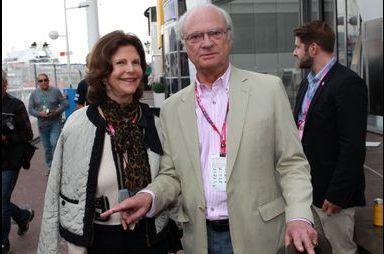 Ils étaient eux aussi au Grand Prix de F1 à Monaco
