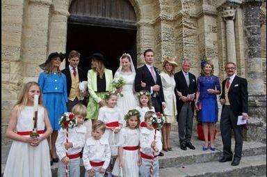 Noces comtales à Saint-Émilion