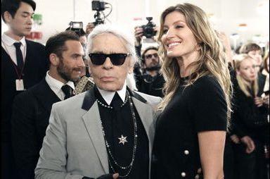 Chanel et Karl Lagerfeld prennent Séoul d'assaut