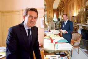 Hollande, Fromantin et les deux lièvres