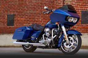Harley Davidson... et lumières