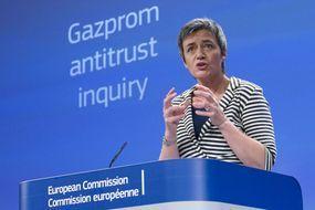 La Commission s'attaque au géant Gazprom