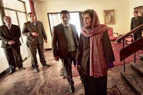 Rula Ghani, première dame courage