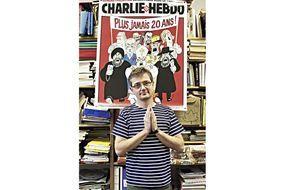 "Hommage à ""Charlie"""