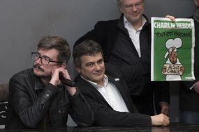 """""""Charlie Hebdo"""" sera tiré à 5 millions d'exemplaires"""