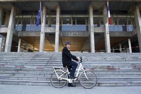 En pleine action à Grenoble