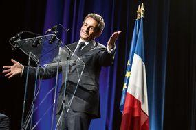 Jour J pour le nouveau parti de Sarkozy