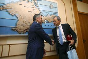 Parlementaires en Crimée : la polémique