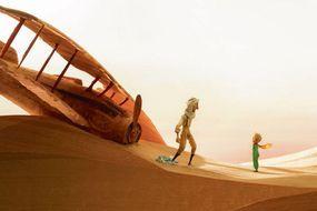 """""""Le Petit Prince"""" en images de Saint-Ex"""