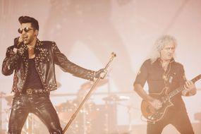 Hier soir à Paris… Queen & Adam Lambert