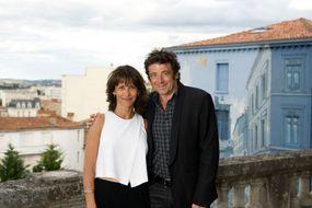 Sophie Marceau et Patrick Bruel, tendres et complices
