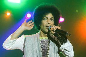 Prince a mis les bouchées doubles