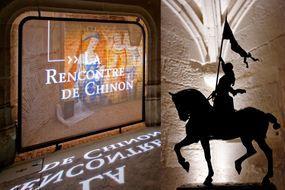 Jeanne d'Arc a rencontré le futur Charles VII un 25 février