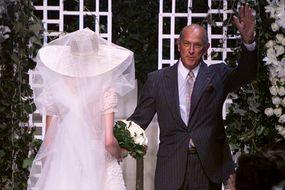 Les plus belles robes de mariée d'Oscar de la Renta