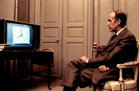 VGE election presidentielle 1974