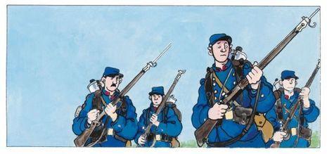 La Grande guerre par Jacques Tardi