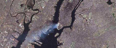11 septembre ISS