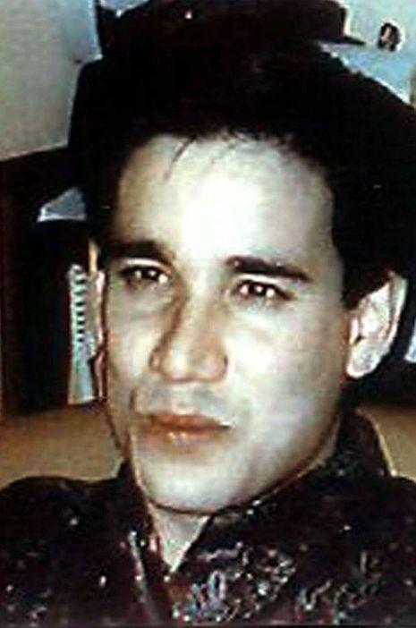 Le serial killer Andrew Cunanan.