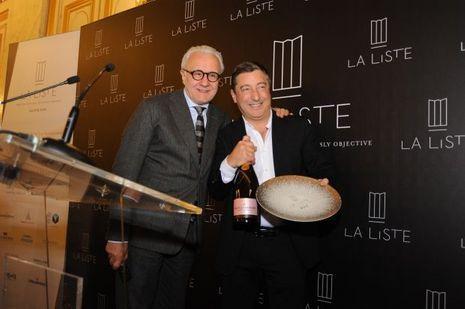 Alain Ducasse prix pour la planète